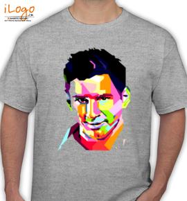 Messi Barcelona - T-Shirt