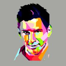 Barcelona Messi-Barcelona T-Shirt