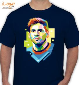 Messi tee - T-Shirt