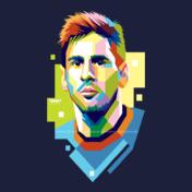 Messi-tee