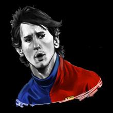 Barcelona Messi-BFC T-Shirt