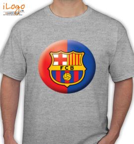 Barcelona-FC - T-Shirt