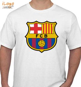 Barcelona-Football - T-Shirt