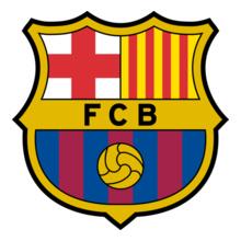 Barcelona Barcelona-Football T-Shirt