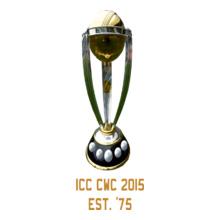 Cricket  ICC-CWC- T-Shirt