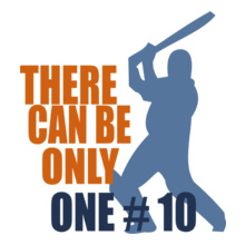 Cricket  there-can-be-one T-Shirt