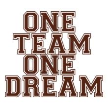Cricket  one-team-one-dream T-Shirt