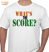 Cricket  what-the-score T-Shirt