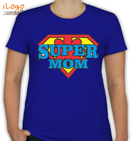 Super-Mom - T-Shirt [F]