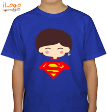 Couple superboy T-Shirt