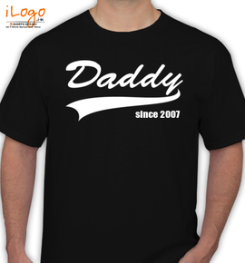 daddy - T-Shirt