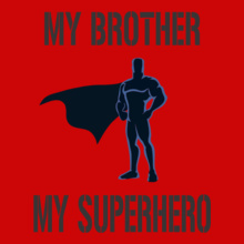 Rakshabandhan Super-Brother T-Shirt