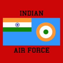 INDIAN-AIR-FORCE- T-Shirt