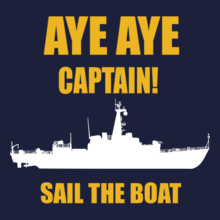 Indian Navy Warship T-Shirt
