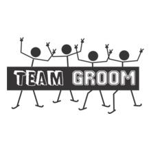 Bachelor Party TEAM-GROOM T-Shirt