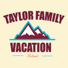 Family Reunion TAYLOR-FAMILY T-Shirt