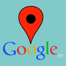 Google-map T-Shirt