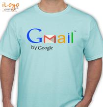 GOOGLE Gmail-T T-Shirt