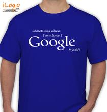 GOOGLE Google-My T-Shirt