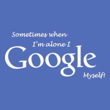 Google-My T-Shirt