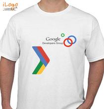 GOOGLE Google-group T-Shirt