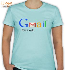 Google-Mail - T-Shirt [F]