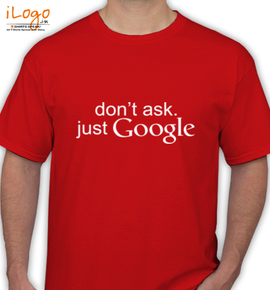 Just Google - T-Shirt