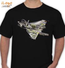 Air Force cutaway T-Shirt