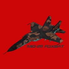 Air Force mig--foxbat- T-Shirt