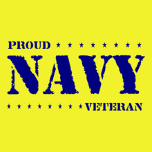 Navy-Veteran T-Shirt