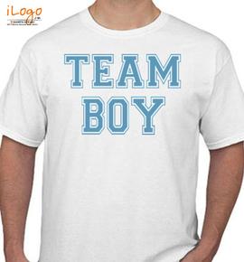 team-boy - T-Shirt