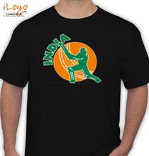 INDIA-CRICKET T-Shirt