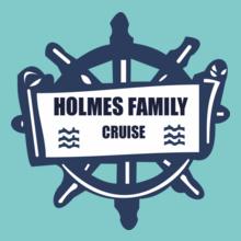 Family Reunion holmes-familycruise T-Shirt