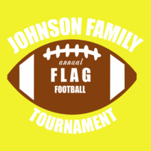 Family Reunion family-flag-football T-Shirt