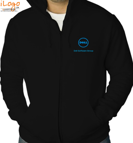 Dell - Zip. Hoody