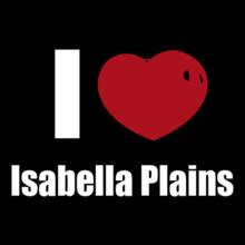 Canberra Isabella-Plains T-Shirt