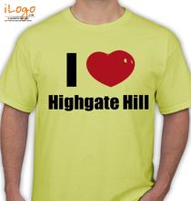 Highgate-Hill T-Shirt