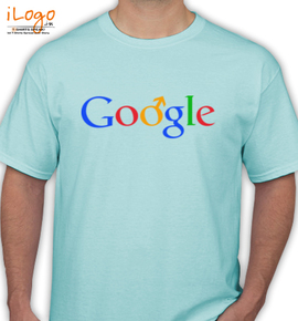 Google Male T - T-Shirt