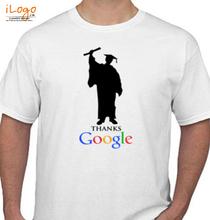 GOOGLE Thanks-Google T-Shirt