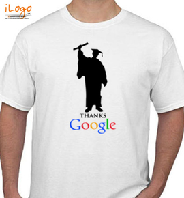 Thanks Google - T-Shirt