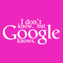 GOOGLE Google-Knows T-Shirt