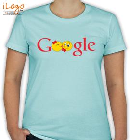 Google Love - T-Shirt [F]