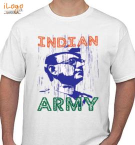 Indian-Army-s-c-b - T-Shirt