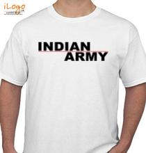 Indian-Army-logo T-Shirt