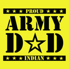 indian-army-dad T-Shirt