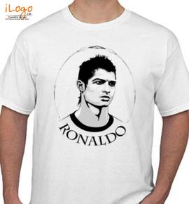 Ronaldo-rear-madrid - T-Shirt