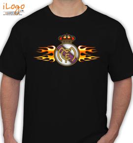 Real-Madrid-CF - T-Shirt