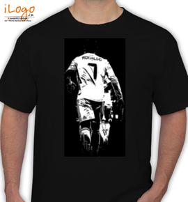 Ronaldo- - T-Shirt