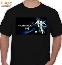 Real Madrid Cristiano-Ronaldo-Real-Madrid T-Shirt