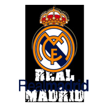 Real Madrid Real-Madrid-white T-Shirt